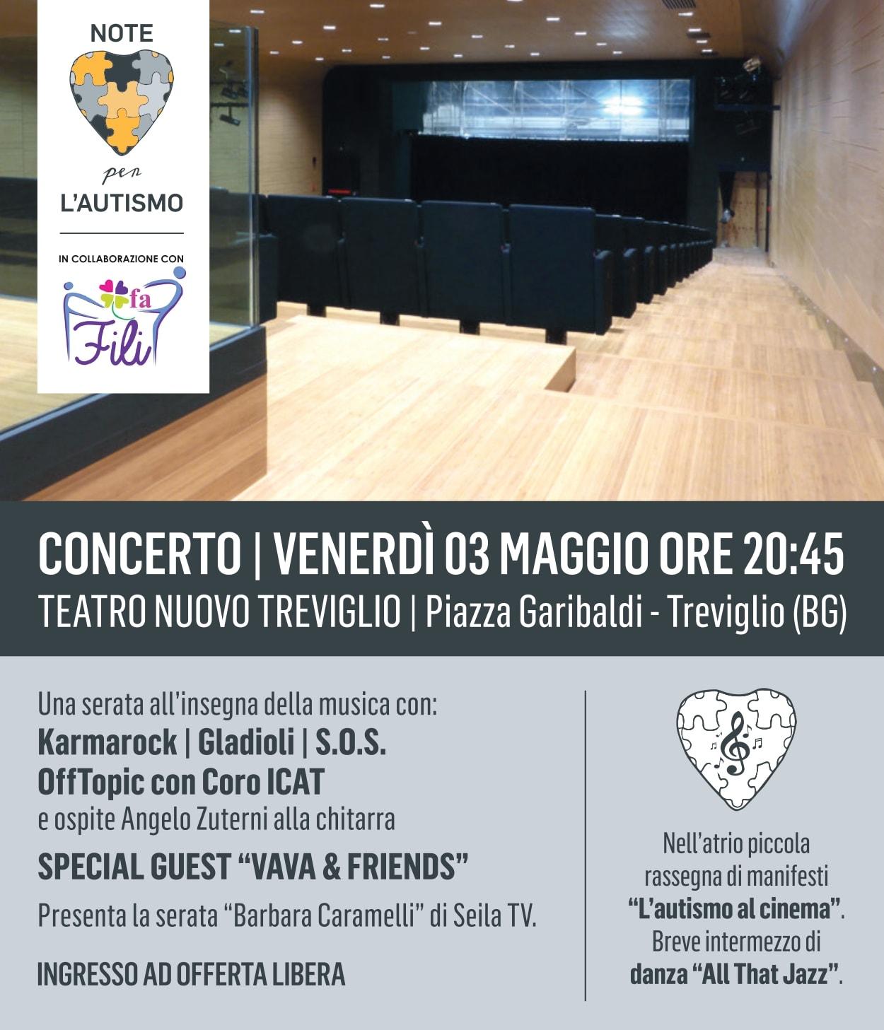 Concerto Vava & Friends