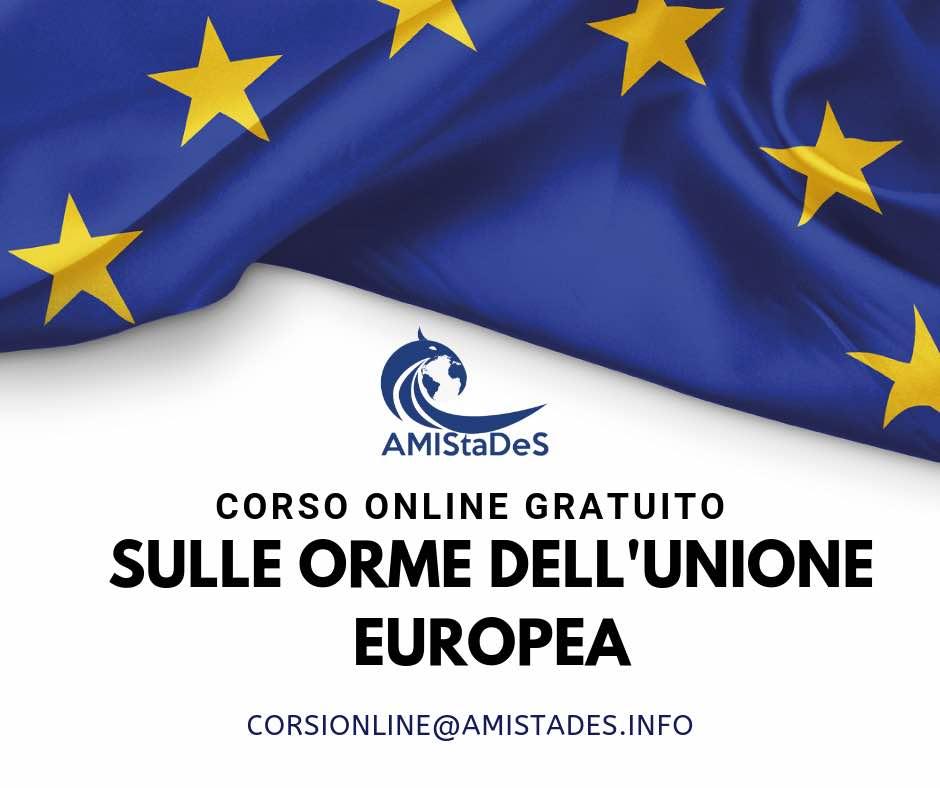 Sulle orme dell'Unione Europea (MOOC)