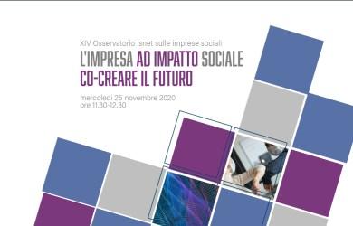 Osservatorio Isnet sull'impresa sociale in Italia XIV edizione