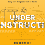How Under Construction Page Plugin can be Useful to your Website