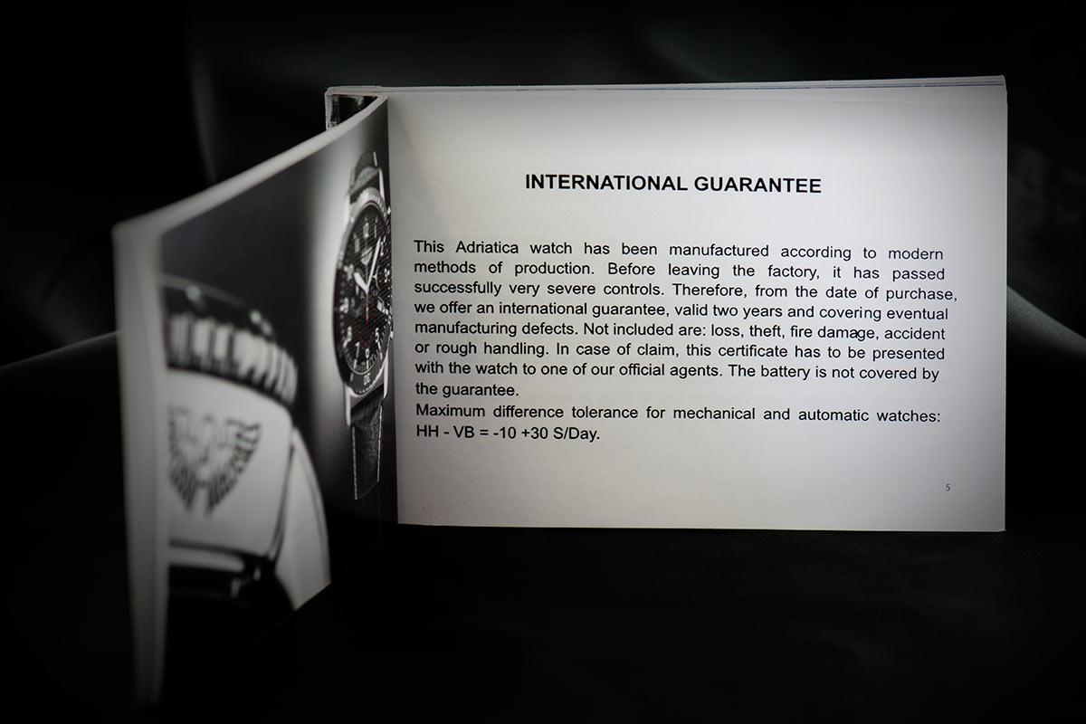 La Garanzia Degli Orologi: Difendiamo I Nostri Diritti!