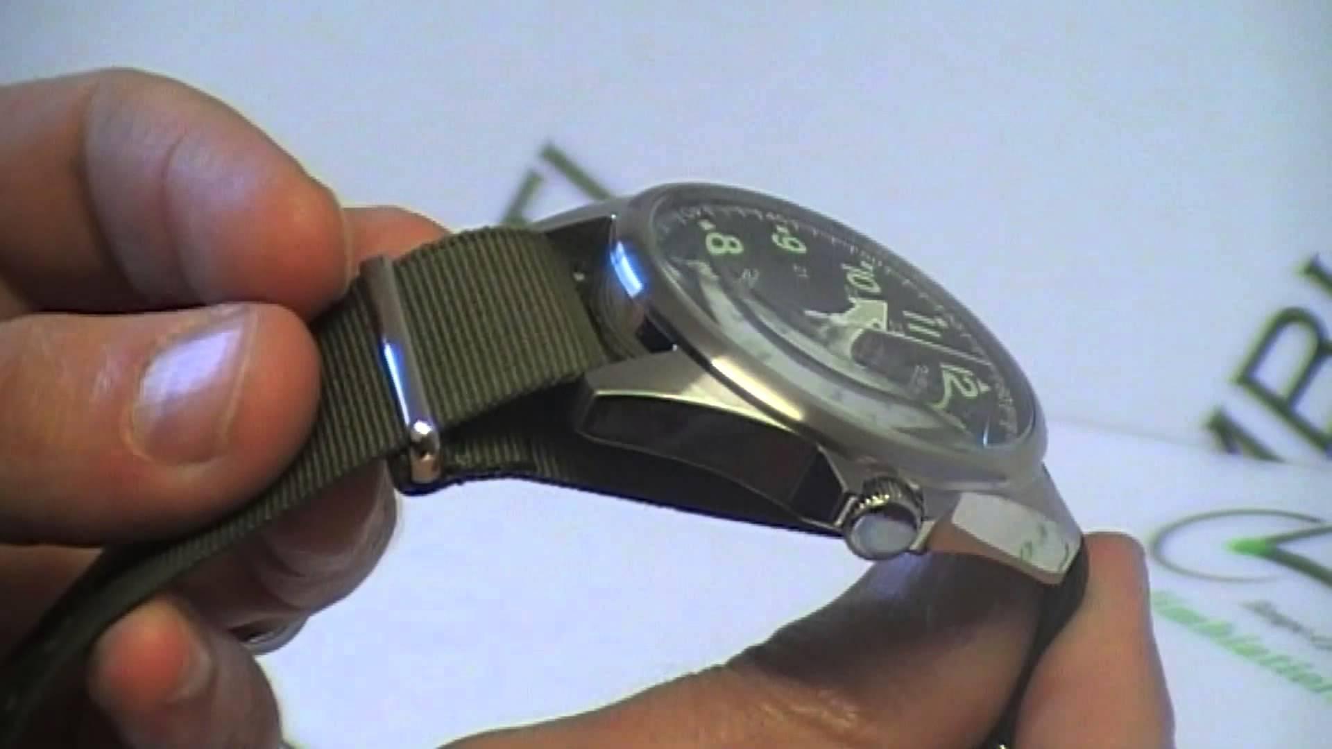 I migliori orologi militari