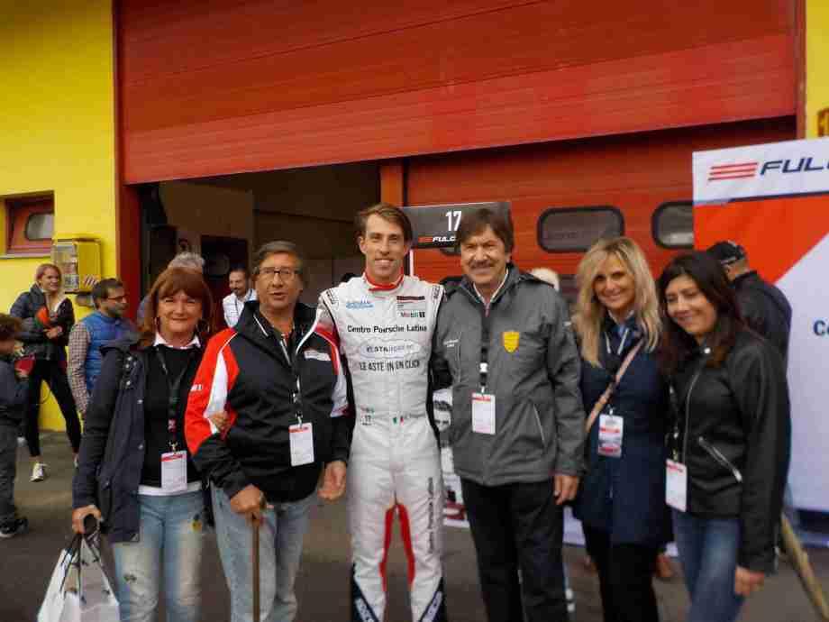 1 ottobre 2017 Autodromo Mugello Festival Porsche