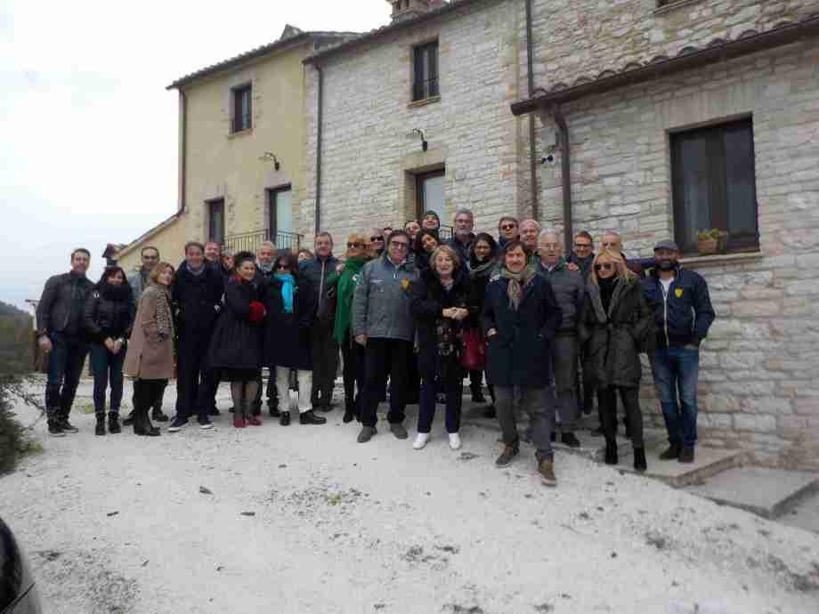 18 novembre 2018 Sassoferrato (AN) Tartufo che Passione!