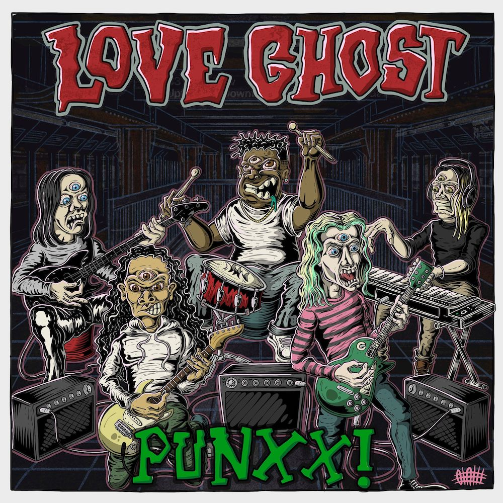 "Love Ghost – è uscito il video di ""PUNXX!"""