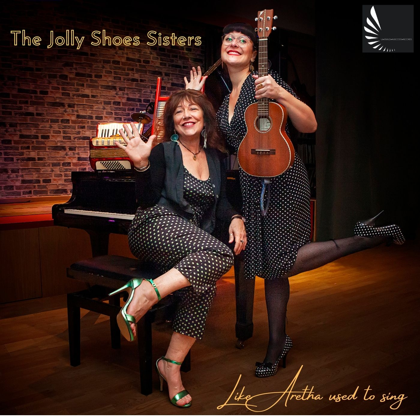 The Jolly Shoes Sisters presentano Like Aretha used to sing