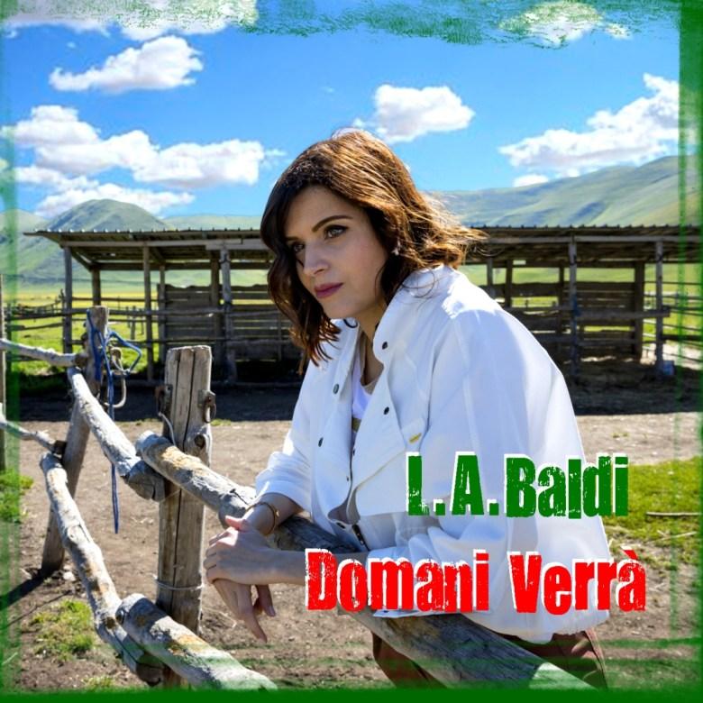 Annalisa Baldi, cover album