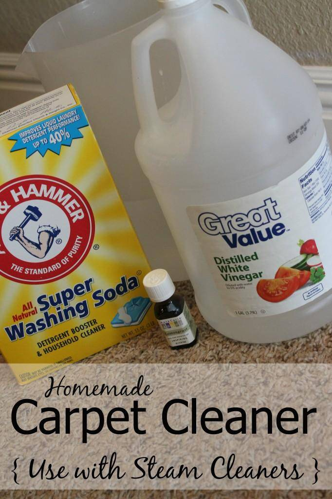 Image Result For How Can I Clean My Carpet Without A Steam Cleaner