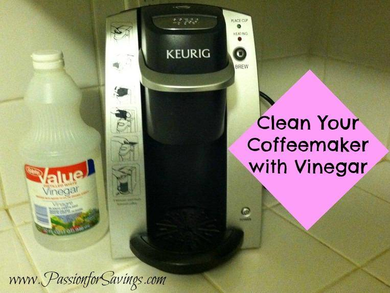 Image Result For How Do You Clean A Keurig Single Cup Coffee Maker