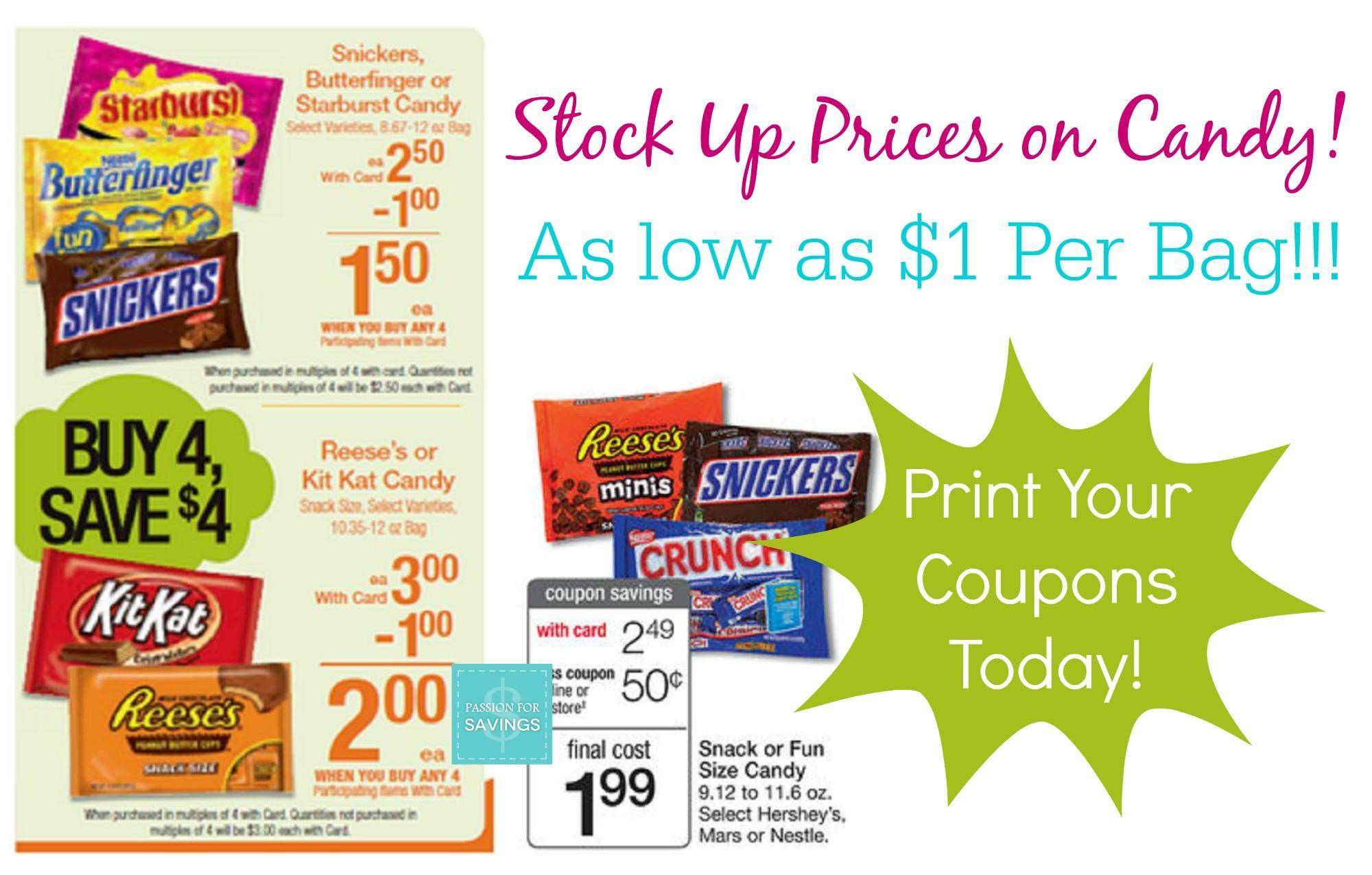 Hershey S Candy Coupons