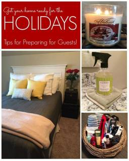 make your home ready for the holidays
