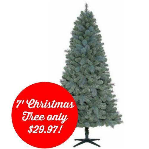 Christmas Tree Clearance Deals 7 Christmas Tree Only
