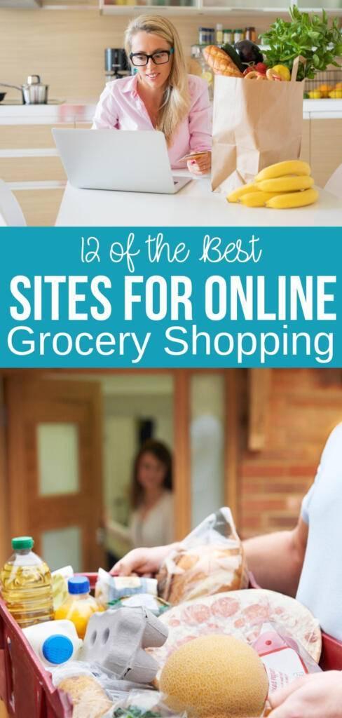 Best Online Grocery Shopping Deals