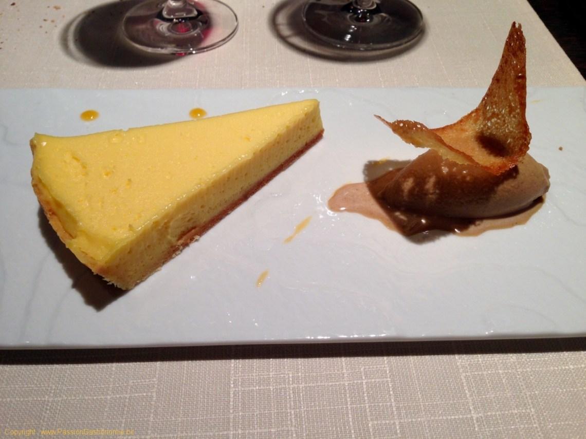 Restaurant Les Trois Petits Bouchons à Mont-sur-Marchienne - Dessert