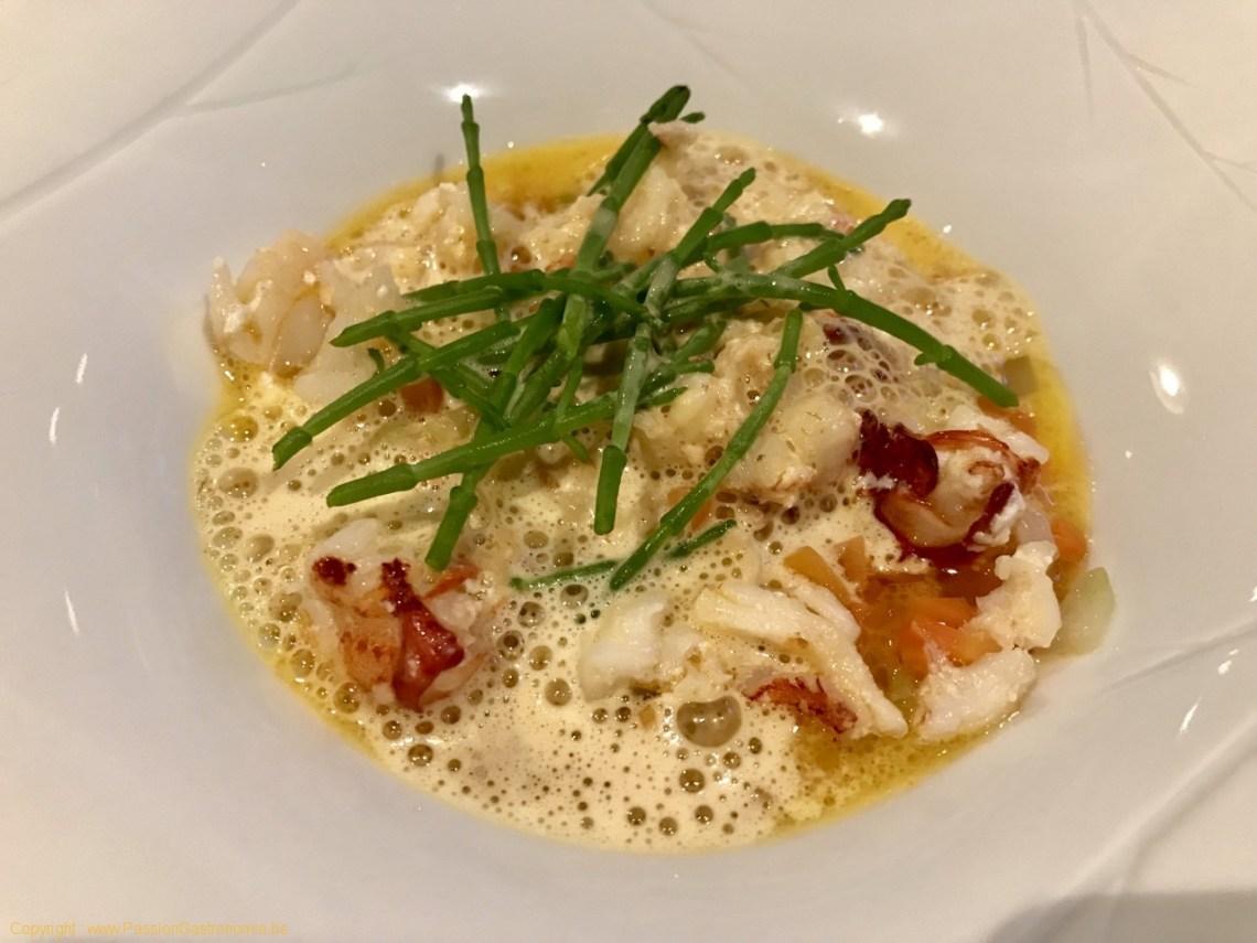 Restaurant Attablez-Vous - Mon pot-au-feu de homard