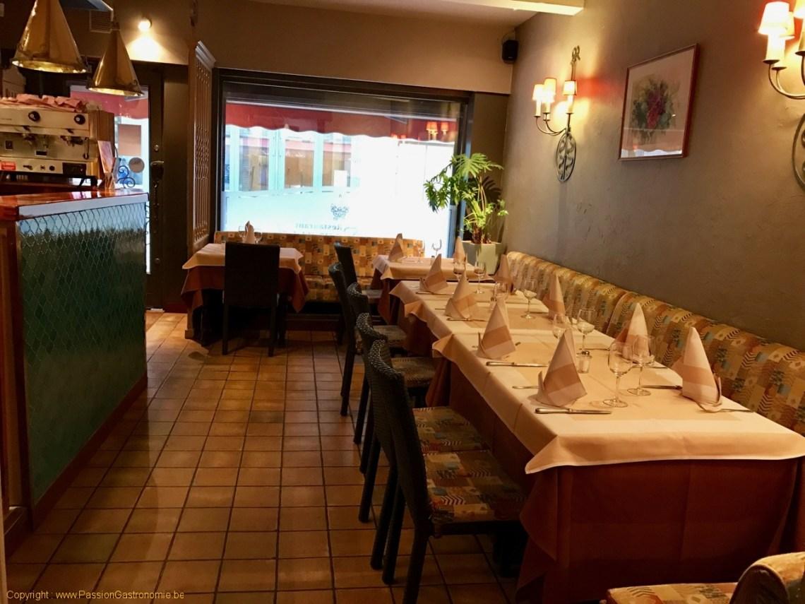 Restaurant Au Provencal - La salle