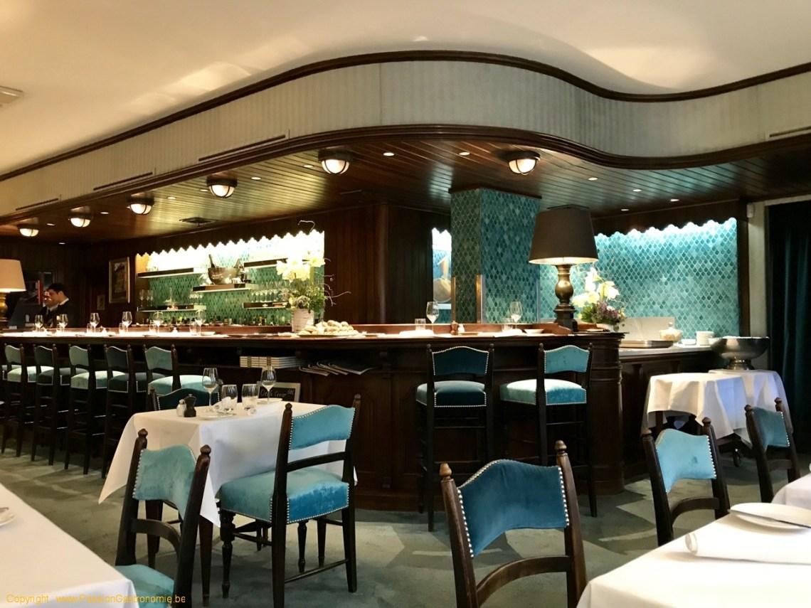 Restaurant L'Ecailler du Palais Royal - La salle principale