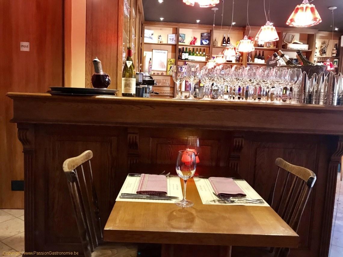 Restaurant La Petite Gayole - Château des Tours 2013
