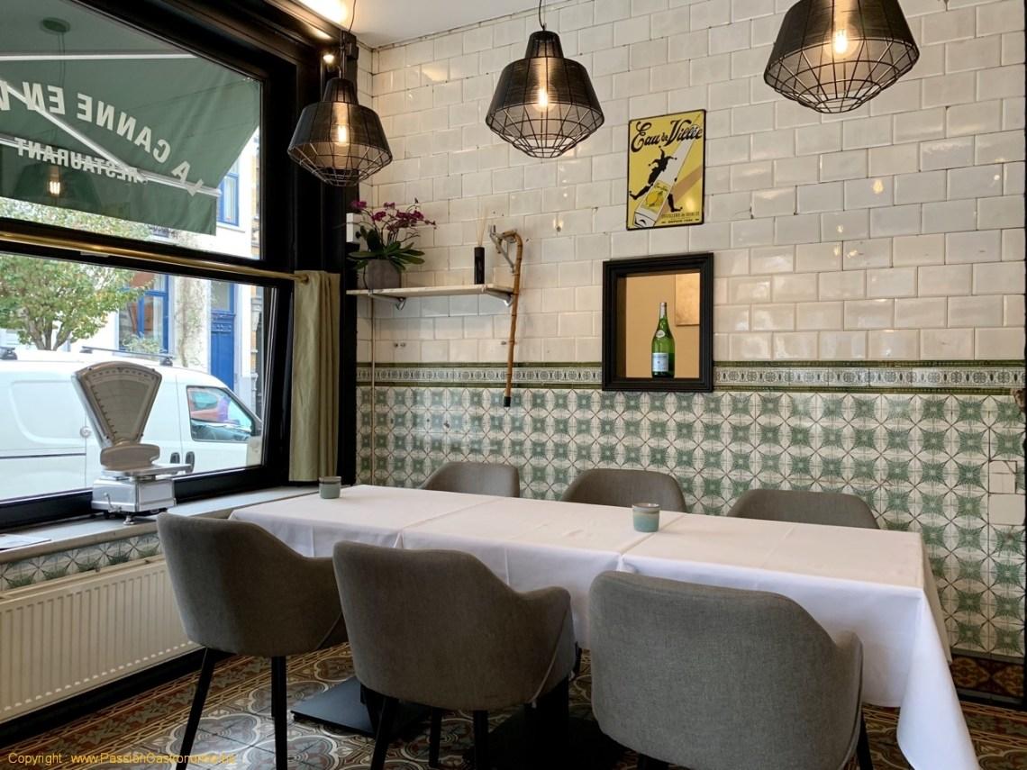 Restaurant La Canne en Ville - La Canne