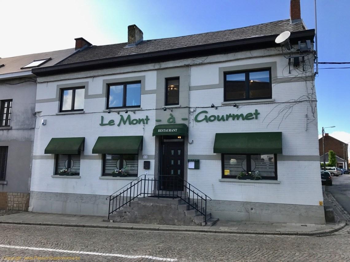 Restaurant Le Mont-A-Gourmet - Le bâtiment