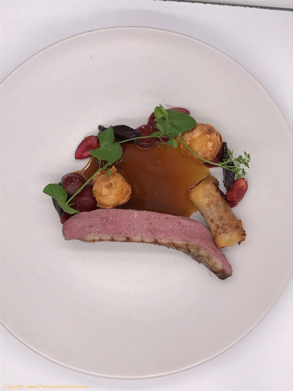 Restaurant Le Mont-A-Gourmet - Canette de challans
