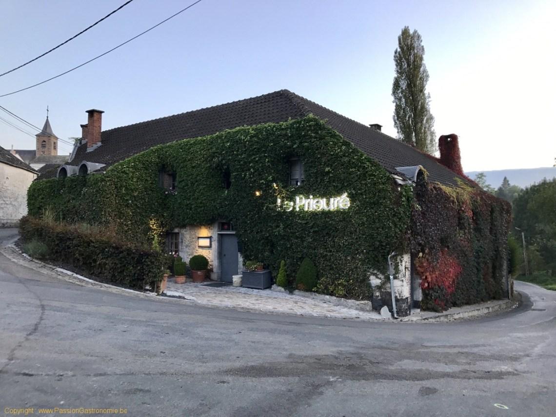 Restaurant Le Prieuré Saint-Géry