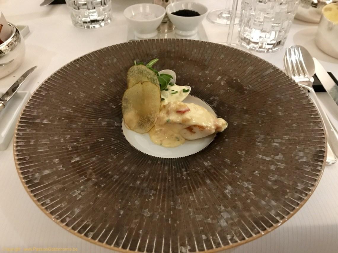 Restaurant Le Prieuré Saint-Géry - Turbot