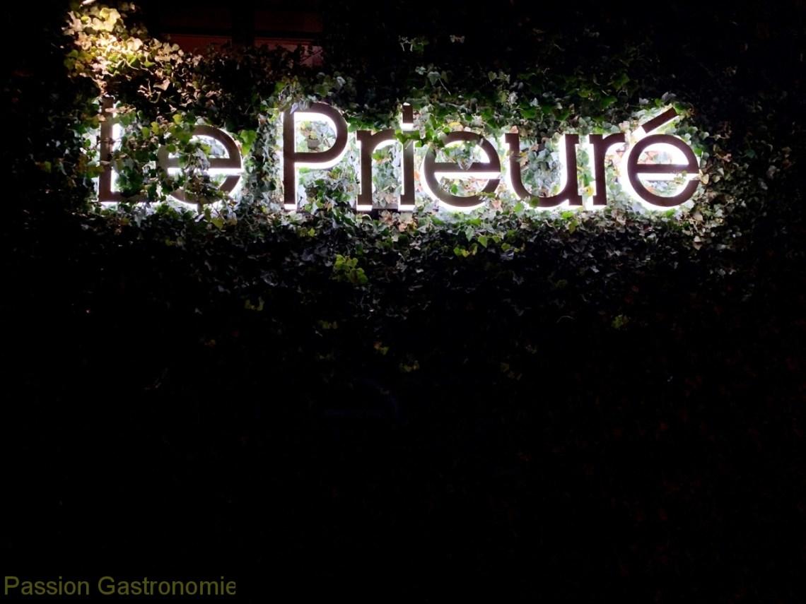 Restaurant Le Prieuré Saint-Géry - Le logo