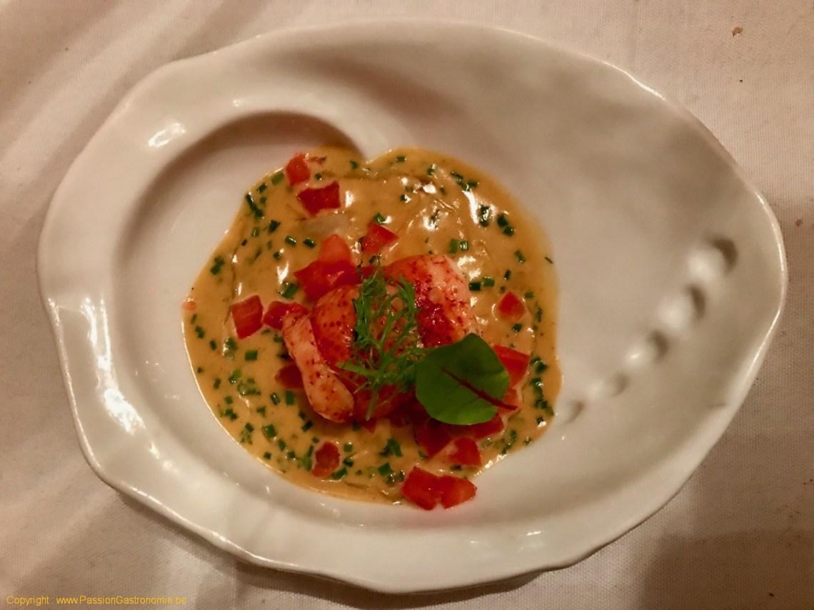 Restaurant Les Pieds dans le Plat - Homard