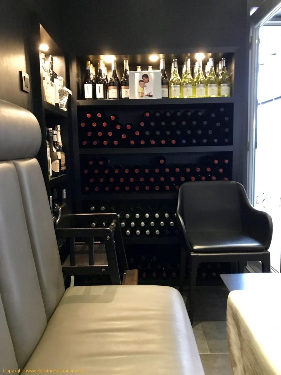 Restaurant Matthias and Sea - Quelques vins italiens