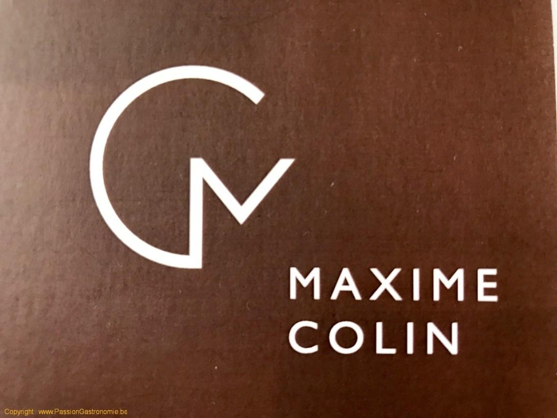 Restaurant Maxime Colin - Le logo