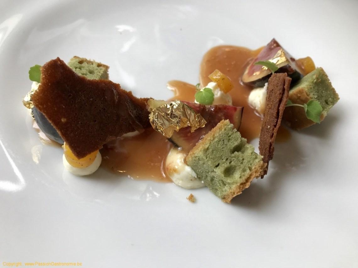 Restaurant Maxime Colin - Figues caramélisées