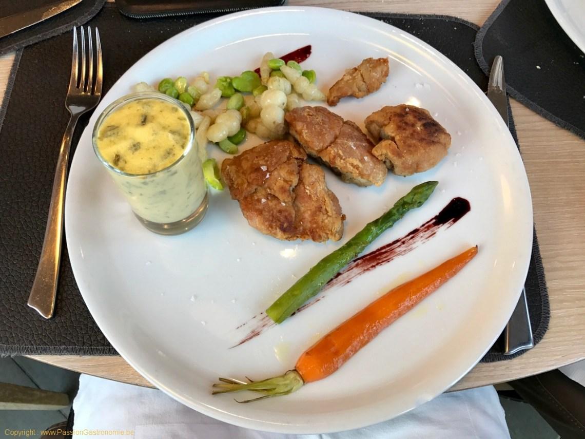 Restaurant On600Bien - Ris de veau