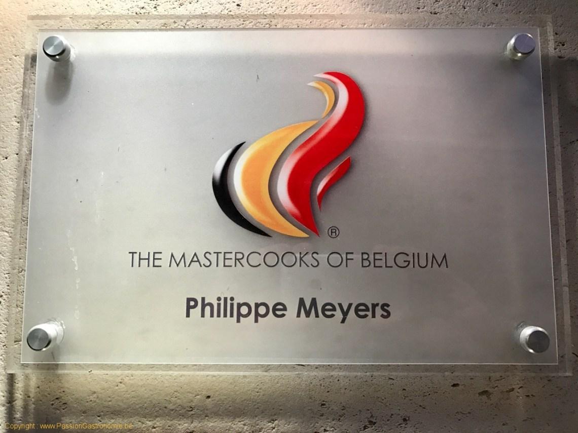 Restaurant Philippe Meyers - Mastercooks of Belgium