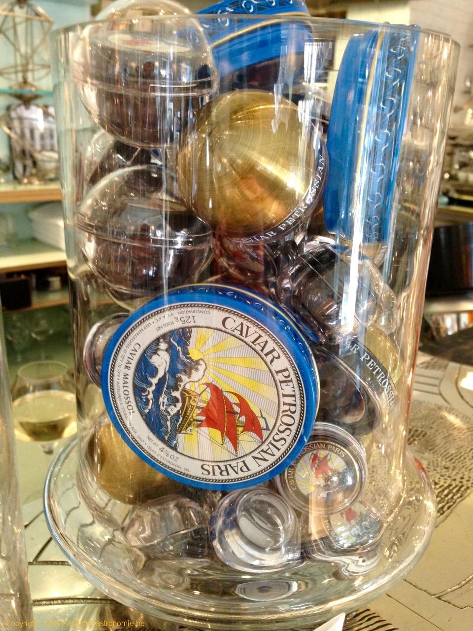 Brasserie Toucan Sur Mer - Caviar Petrossian