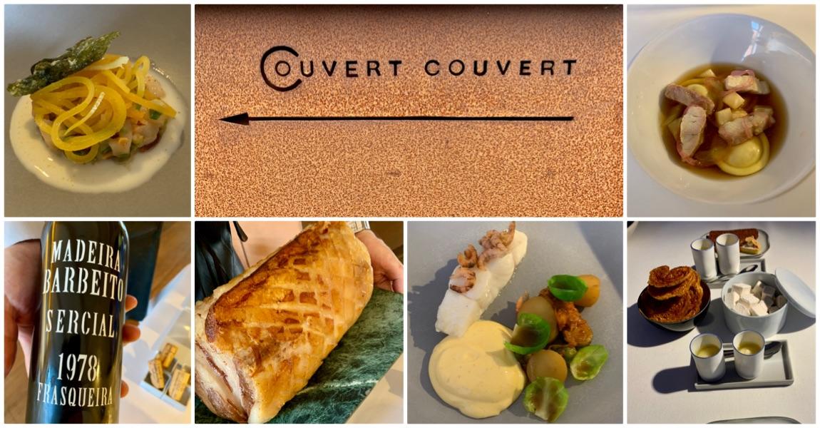 Restaurant Couvert Couvert à Louvain (Leuven)