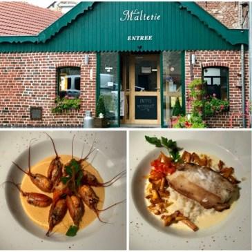 La Malterie, le restaurant du chef François Nicolas à Chimay