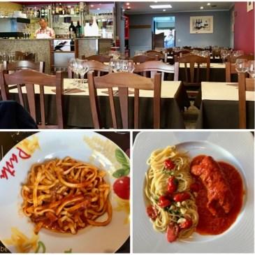 Restaurant italien (calabre) Le Bambino à Monceau-Sur-Sambre