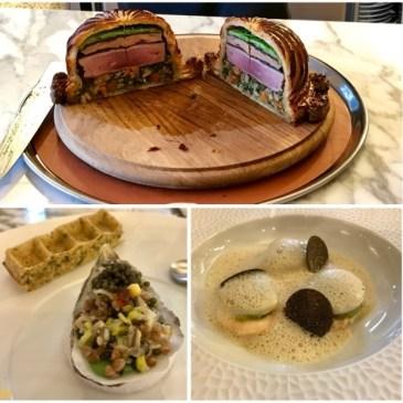 Restaurant Bozar par Karen Torosyan à Bruxelles