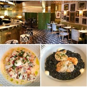 Restaurant espagnol Hispania à Bruxelles (Sablon)