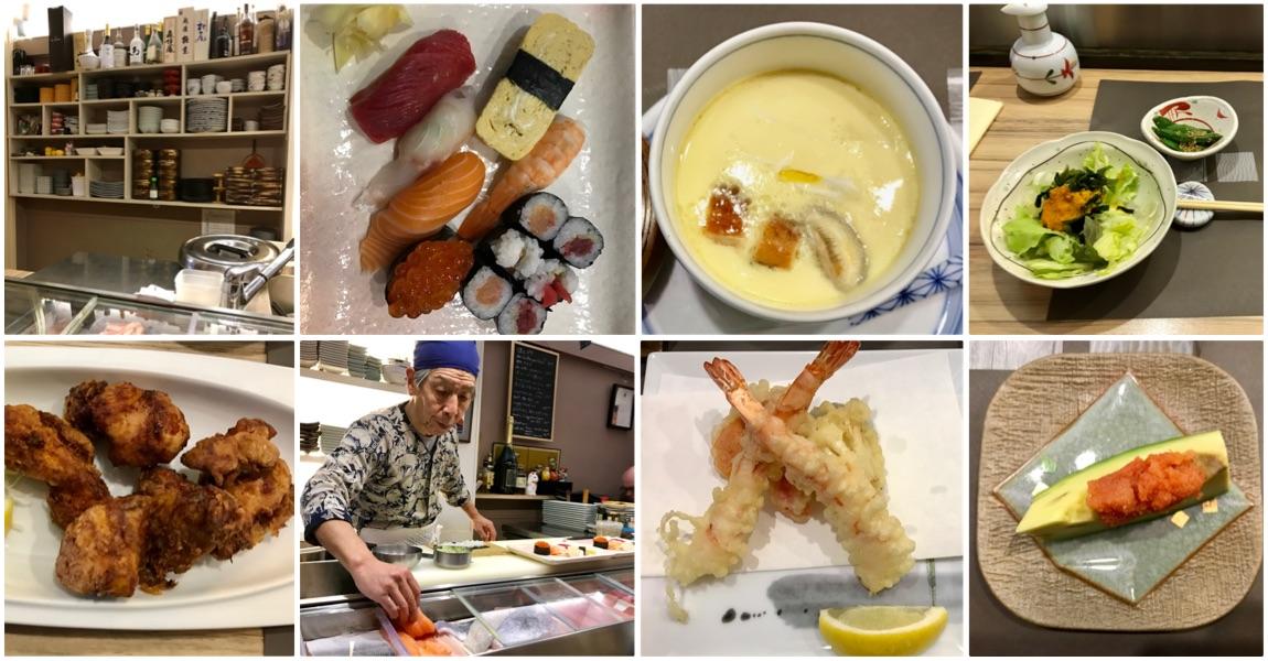 Restaurant japonais Nonbe Daigaku par Yosuke Suetsugu