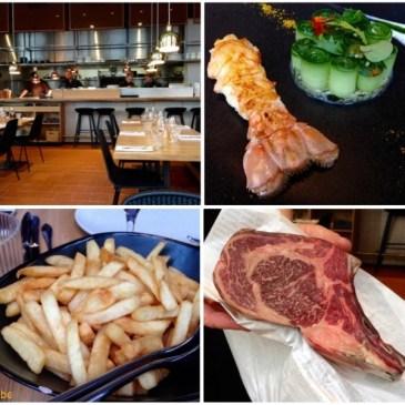 Restaurant Le Colonel à Bruxelles (quartier Louise)