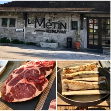 Restaurant Le Métin par Fabrice Barbier à Mettet