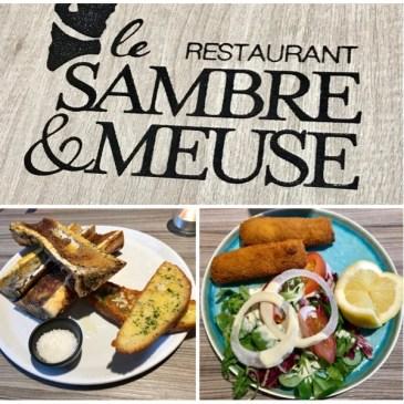 Restaurant Le Sambre et Meuse à Gerpinnes