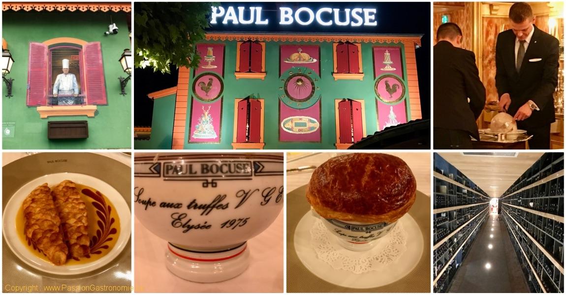 France – Collonges-au-Mont-d'Or – Restaurant Paul Bocuse – 3* Michelin – 18/20 au Gault & Millau