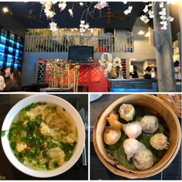 Restaurant Yi Chan par Yen Pham à Bruxelles