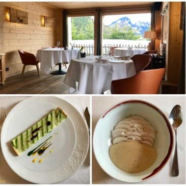 France – Mégève – Restaurant Le Flocon de Sel – 3* Michelin – 19,5/20 au Gault & Millau