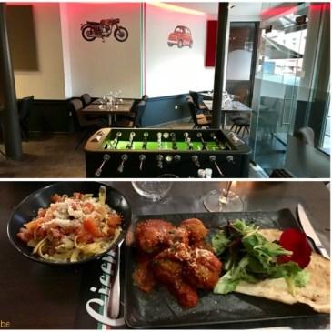 Restaurant italien Ciccio à Gilly (Charleroi)