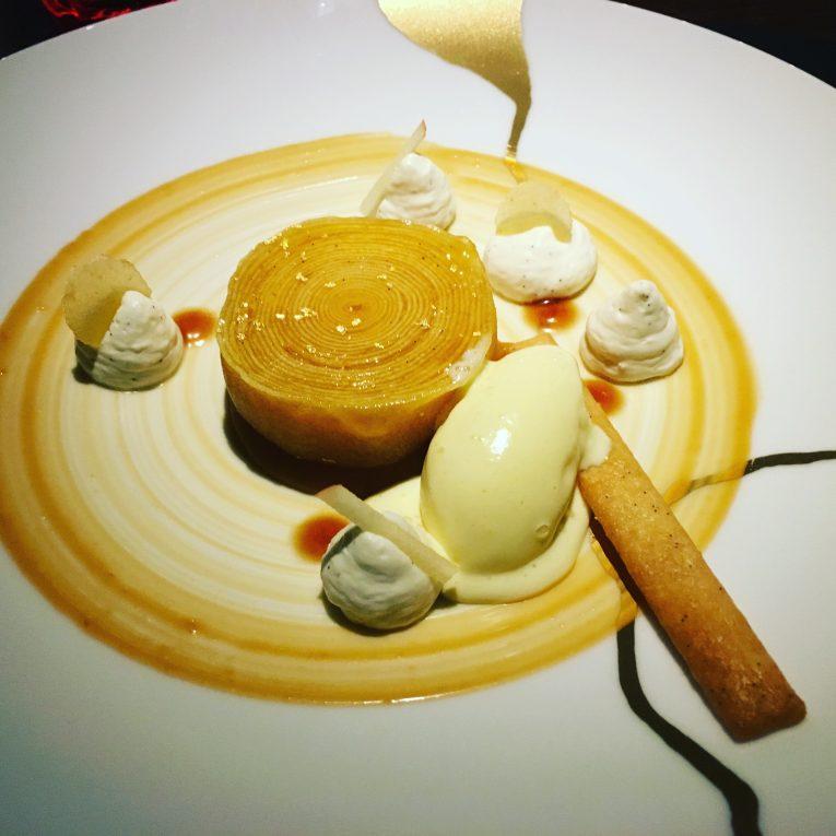 Dessert - atelier Joël Robuchon