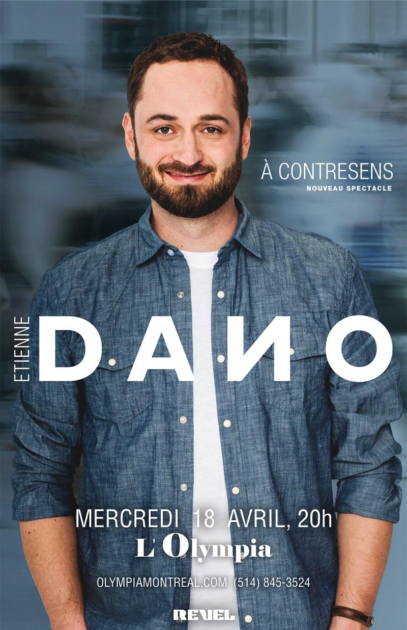 Etienne Dano - affiche